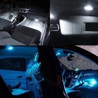 11x Led Light Lamp Dome Interior Bulb Car Interior Lighting Kit For Volkswagen VW GOLF 6