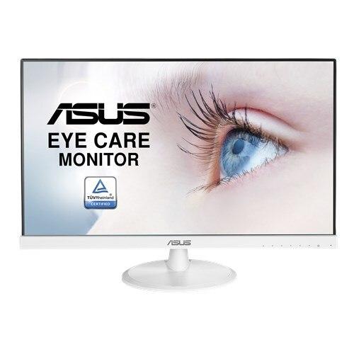 ASUS VC239N-W moniteur de soin des yeux-23 pouces, Full HD, support mural, sans scintillement, filtre à lumière bleue
