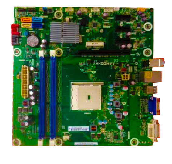 ФОТО High quality for AAHD2-HY 660155-001 657134-003 FM1 DDR3 Motherboard 100% tested perfect quality