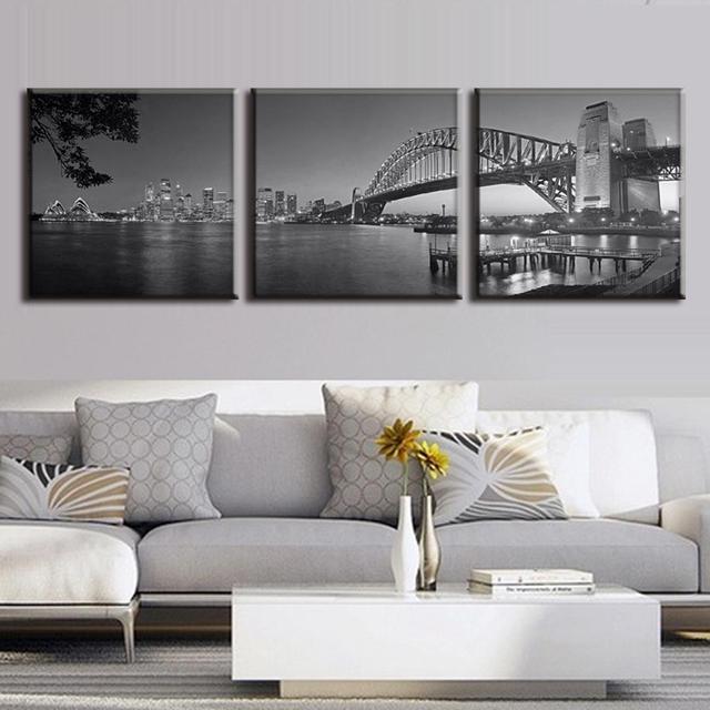 Aliexpress.com : Buy 3 Pcs/set Australia Landscape Grey Sydney ...