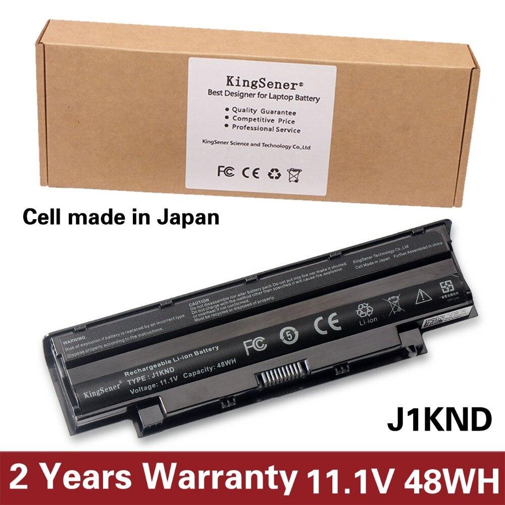 KingSener Laptop Battery J1KND for DELL Inspiron N4010 N3010 N3110 N4050 N4110 N5010 N5010D N5110 N7010