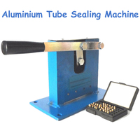 Aluminium Tube Sealing Machine Tooth Paste Tube Sealant Aluminium Moulding Sealant With Codes Of Deadline Manual