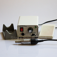 220V / 110V STRONG 90 + E102S E Motor Electric Micromotor for Dental Clinic Laboratory Podology Manicure Mould Polishing Grinder