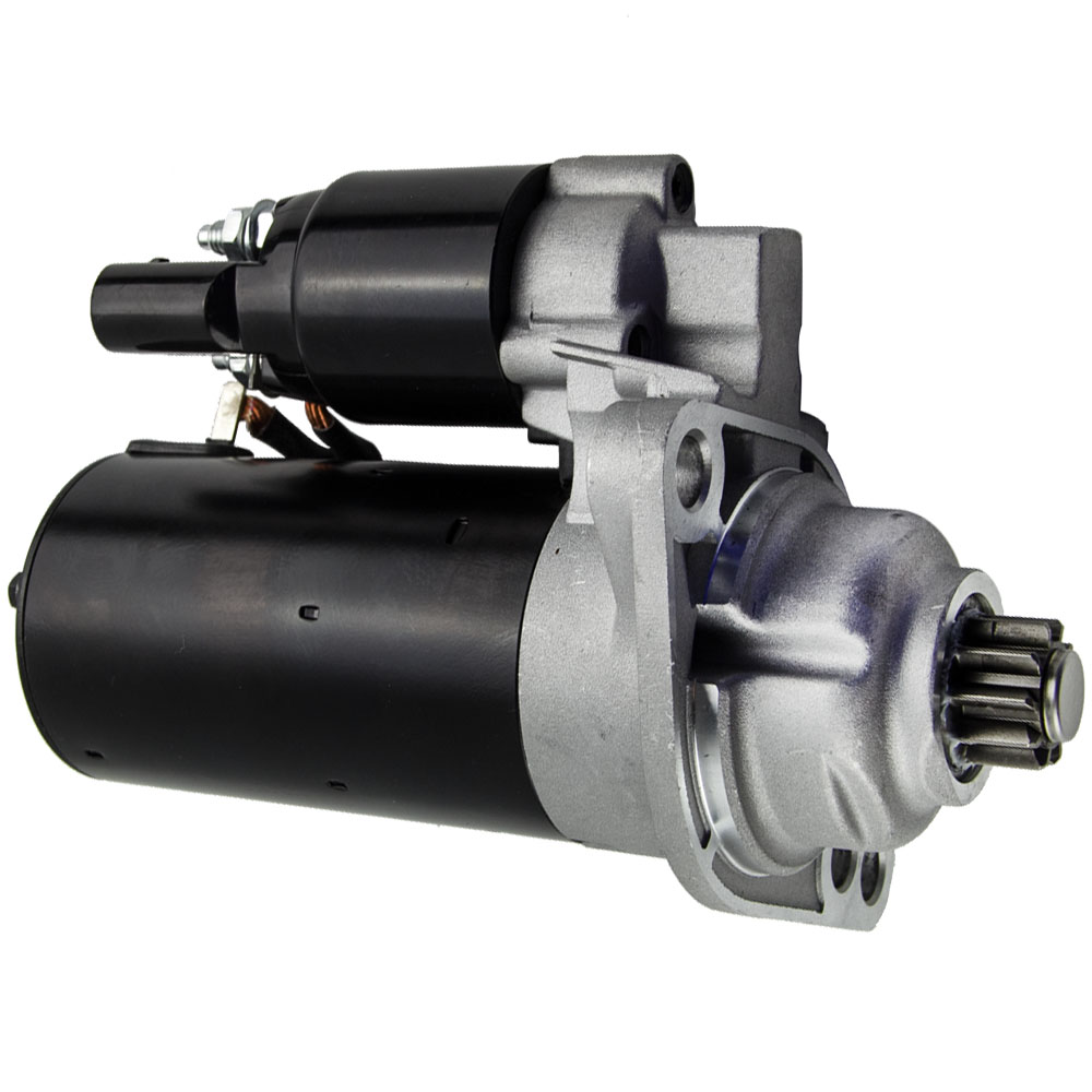 Starter Motor for VW Jetta III 1K2 1.9 TDIf Touran 1T1, 1T2 Polo 9N_ 1.4 TDI 2001 2004 2005 2006 2007 2008 2009