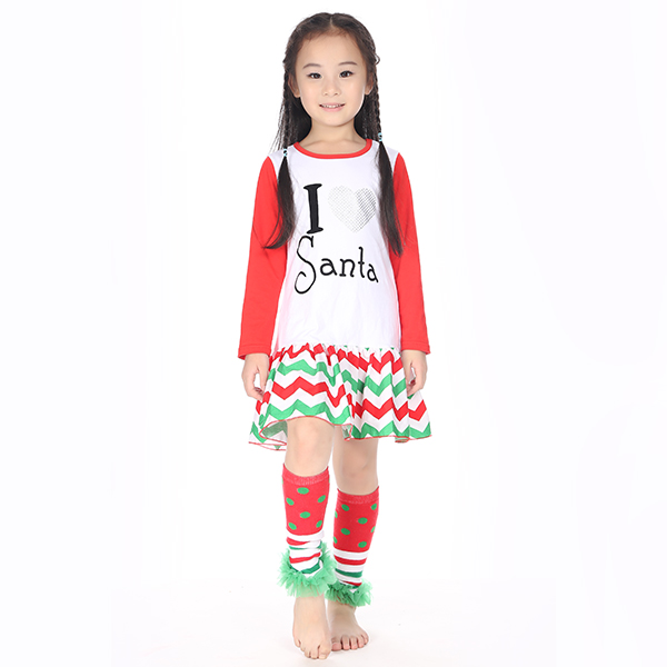 santa tutu outfiti love santa outfitbaby christmas dressgirls christmas dressgirls holiday outfitchristmas pageant dress in dresses from mother kids