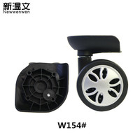 Replacement Luggage Wheels,Repair wheels for suitcases,replacement Suitcase wheels parts W154#