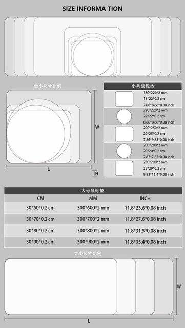 Mairuige 900*400*3mm une pièce 3 pièces grand XXL serrure bord tapis de souris japon Anime Gamer jeu tapis de souris clavier tapis vitesse