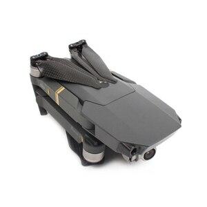 Image 5 - Carbon Fiber Propellers For DJI Mavic Pro Platinum Drone Quick Release Enhanced Blade Folding Propeller Prop for DJI Mavic Pro