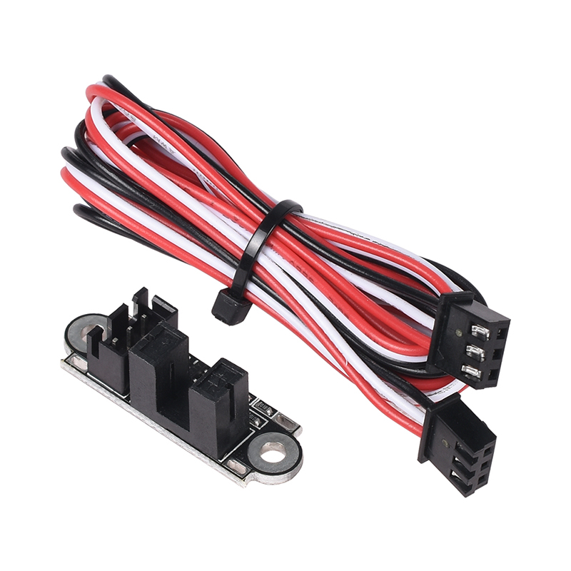 3D Printer part Optical Endstop Photoelectric Light Control Optical Limit Switch with 1M Cable for 3D