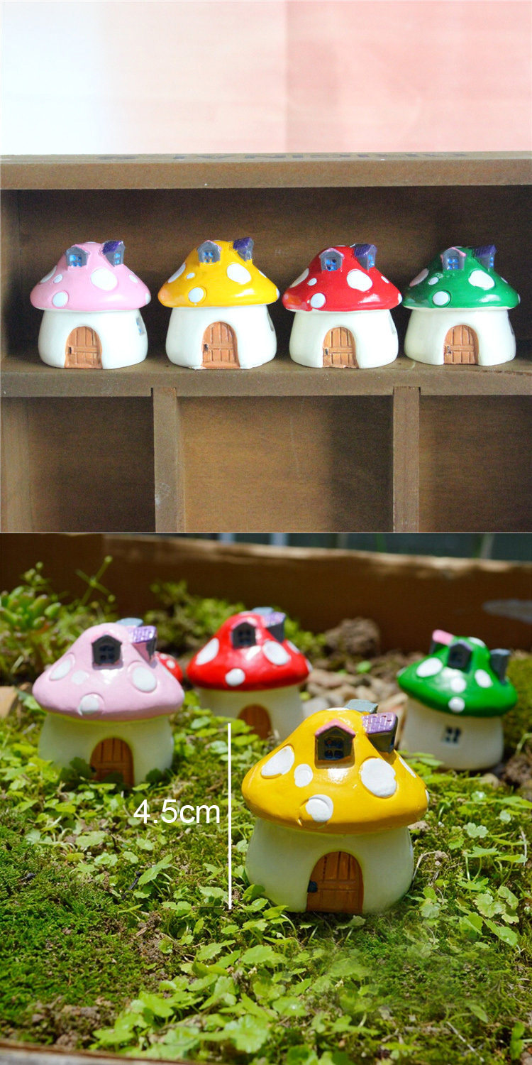 garden mushroom decor – home design and decorating
