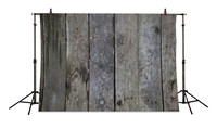Old Gray Wood Wood Brick Wall Photography Backgrounds High Grade Vinyl Cloth Computer Printed Wooden Photo