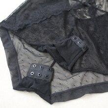 Sexy Mousse Plein Transparent Dentelle Body Femmes V Gilet Noir shapers Corset Mince Organes Chaude Shapewear Panty Shaper