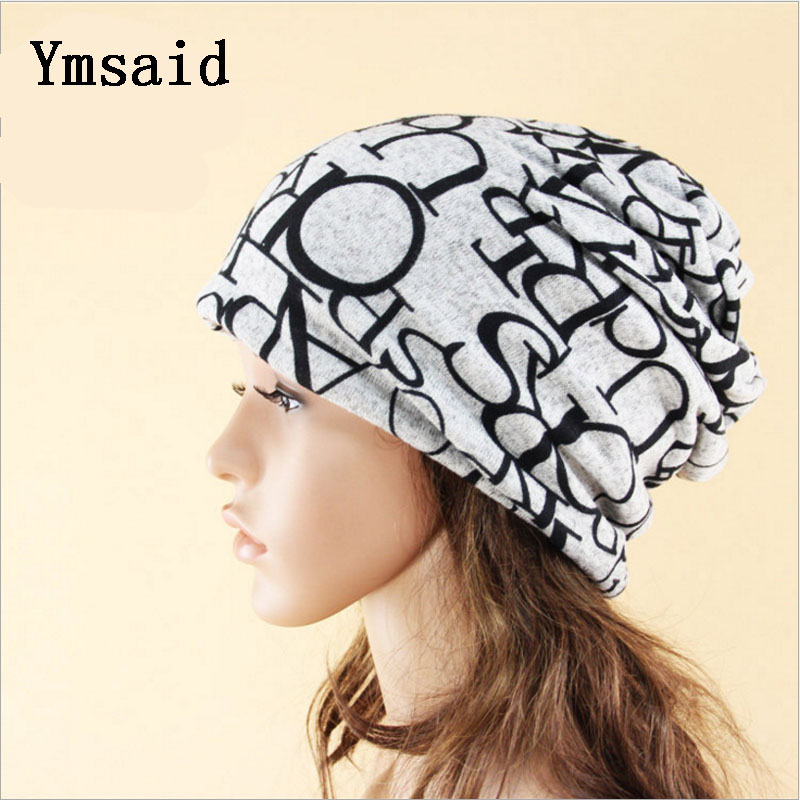 Selling 2 Use Cap Knitted Scarf Autumn Hats for Women Letter Beanies Lady Hip Hot Skullies Girls Gorros Women's Winter Hats rosicil skullies beanies winter hats for women letter beanies women hip hot caps skullies girls gorros women beanies female