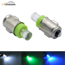 цена на 2pcs Super Brilhante Branco DIP mpada Wedge Lampada BA7S Classic luces LED 12V Blue Green White WARNING SWITCH BULB CLASSIC