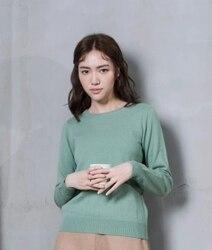 2 kolory oryginalny xiaomi mijia 100% kaszmirowy bazowy sweter damskie na co dzień dziki sweter mogą być noszone 2