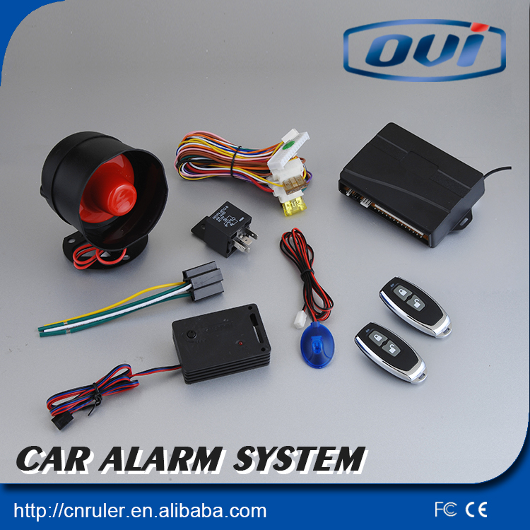 We Offer The Best Quality Car Alarm System Which Have Many Function,Such As Anti-hijacking/Central Locking Remote Trunk Release