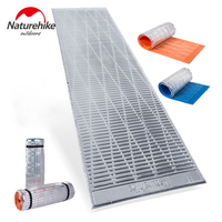NatureHike Aluminium Coating Tent Mattress Thickened Camping Mat 1 Person 2 Color IXPE Outdoor Moisture Proof