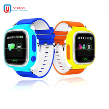 Kids GPS Smart Watch Q90 Support SIM Card Touch Screen GPS WIFI locating Remote control Android Watch Clock for Baby Girls цена