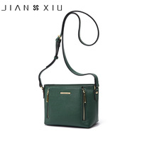 JIANXIU Women Messenger Bags Shoulder Genuine Leather Crossbody Bag Bolsas Bolsa Sac Femme Bolsos Mujer 2017