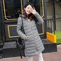 Зимняя куртка женщин манто femme пальто abrigos у куртки parka пальто женские куртки, jaqueta feminina вниз парки для 2016