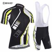 Bxio Pro Cycling Jersey Set Short Sleeve Bike Clothing Ropa Ciclismo Mujer Mtb Jersey For Men Maillot Ciclismo BX-0209H058