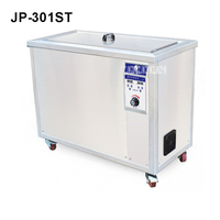 JP 301ST 96L 1500W 28/40KHz Stainless Steel Industry Ultrasonic Cleaner 4500W High Power Heating 1 99min Time Set With Basket