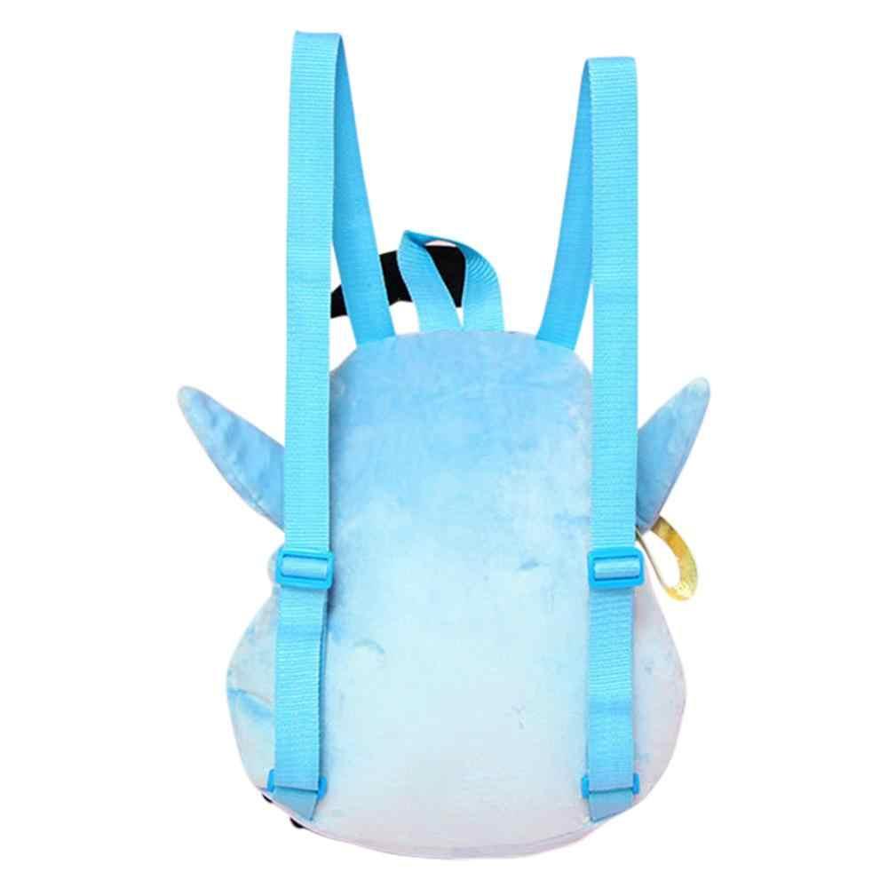 Aladdin lâmpada mágica saco de pelúcia aladdin genie mochila dos desenhos animados brinquedo de pelúcia mochila para crianças presentes saco cosplay mochila