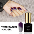 Azure 7ML Newest Temperature Gel Polish Change Color UV Nail Gel Polish UV Led Soak Off Chameleon Thermal Gel Polish Pro Varnish