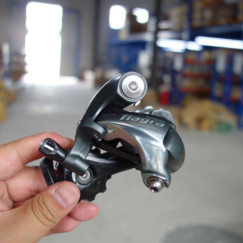 все цены на SHIMANO Tiagra RD 4700 10s Speed Road Bike Rear Derailleur Bicycle Part Black онлайн