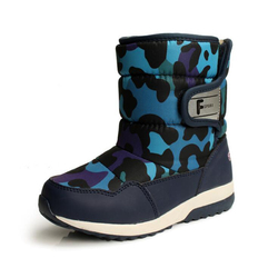 2019 New arrivals children snow boots waterproof kids boots thick plush boys and girls winter shoes botines mujer
