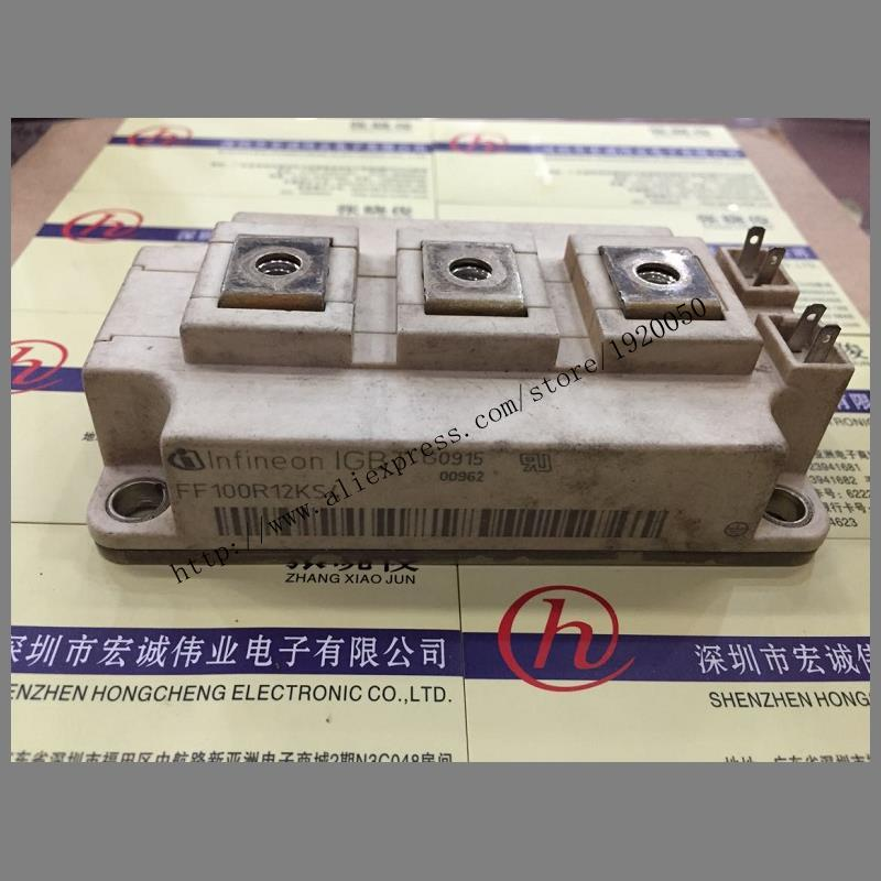 лучшая цена FF100R12KS4 module Special supply Welcome to order !