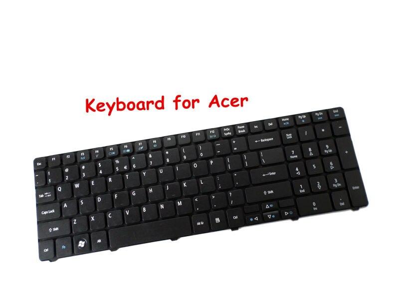 Nový OEM pro Acer Aspire AS5551-2450 AS5551-4200 AS5551-2468 5252 5253 5336 5552 5552G 5736 5736G 5736Z US klávesnice