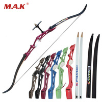 66/68/70 Inches Recurve Bow 14 40LBS with Sight and Rest for Right Hand Outdoor Archery Hunting Shooting