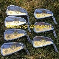 Новый honma гольф утюги AP280 кованые айронс 7 шт. с оригинальной true temper S300 стальной вал аутентичные гольф клубы