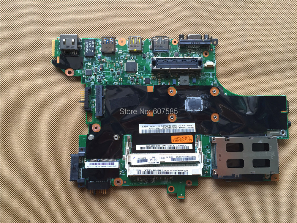 FRU 63Y1718 For IBM Thinkpad T420S LAPTOP Motherboard 100% tested