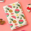 Men patterned passport covers Fruit organizer Russian driver license cover car documents bag women casual passport holder PC0032