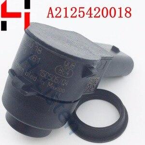 Image 3 - (4 pcs) 팩 pdc 주차 거리 제어 센서 c300 e500 s400 slk250 ml350 ml550 ml63 amg 2125420018 a2125420018