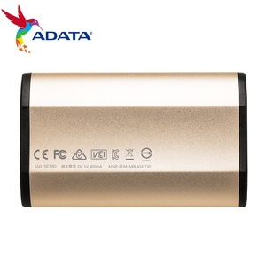 Image 2 - ADATA SE730 250G 512G EXternal Solid State Drives USB 3.1 3D NAND Flash boosts durability for Windows Mac Android up to 500MB/S