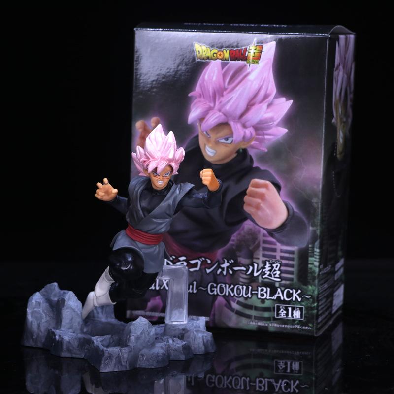 Purple Goku Figures