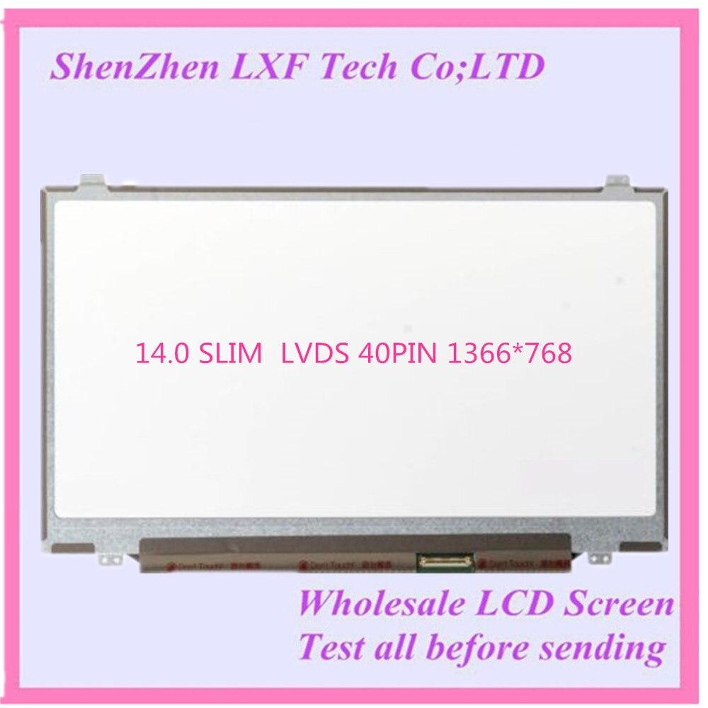 OEM 14.0 LCD Screen B140XTN02.3 For Dell I nspiron 14R-5421 For Sony V aio SVT141