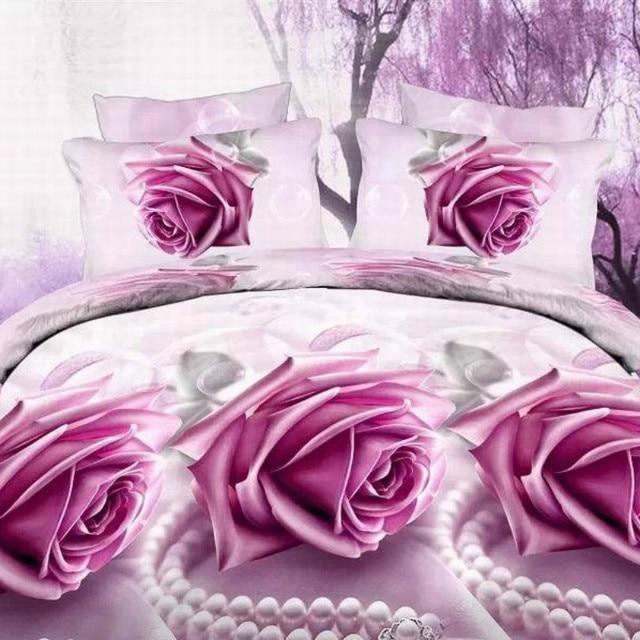 100 cotton jacquard floral luxury bedding sets queen king size duvet cover bed sheet set
