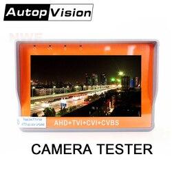 IV7W новое обновление 5MP 4MP камера тест er AHD TVI CVI CVBS 4в1 CCTV Тест er 4,3 дюймов монитор UPT аудио тест DC12V Выход