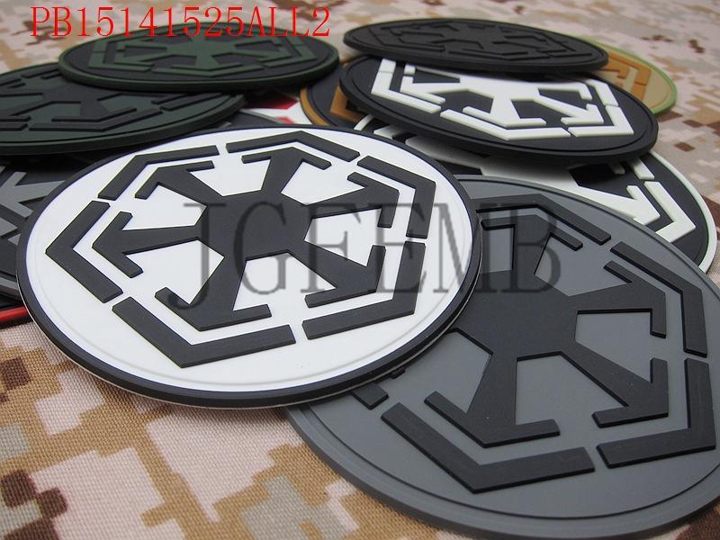 Imperial Logo Tactical Military Moral 3D PVC - Kunst, Handwerk und Nähen - Foto 2