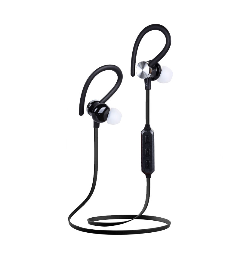 Sport Wireless Earphone Bluetooth 4.1 PTM YCH20 Headphone Brand Headset BT Earbuds with Mic for Mobile Phone PC Gaming Running