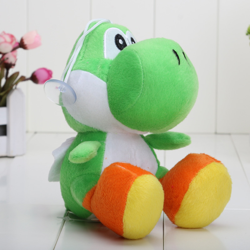 17CM-Super-Mario-Bros-Yoshi-Plush-Stuffed-toys-Dolls-Mario-Plush-Toys-Free-shipping-4