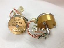 [[БЕЛЛА] Использовано в Японии проводящий пластик потенциометра N35 10 K potentiometer — 1 ШТ.