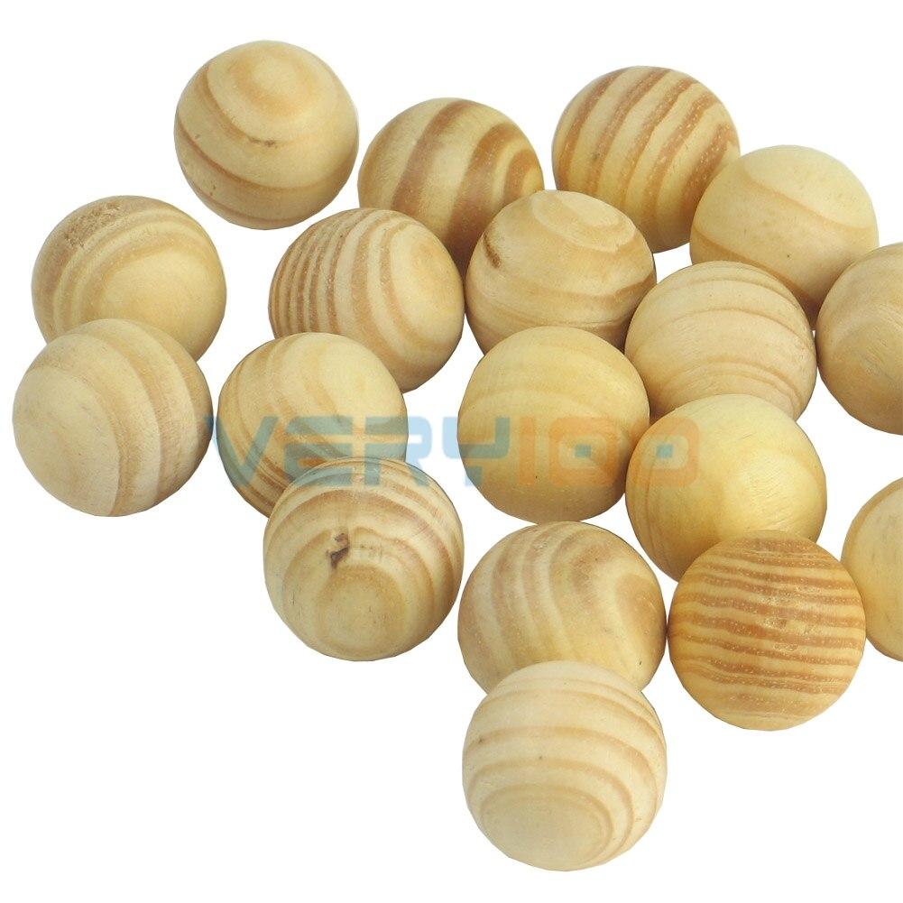 NEW 100pcs Cedar Wood Cedarwood Chips Bug Repellent Moth Balls Protection Camphor