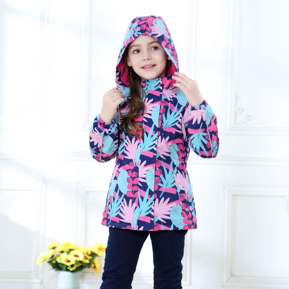 Image 5 - Waterproof Index 5000mm Warm Child Coat Baby Girls Jackets Windproof Children Outerwear Kid Clothing For 3 14 Years OldJackets & Coats   -