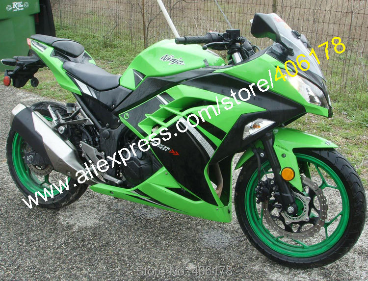 Hot Sales,For Kawasaki Ninja 300R 2013-2016 EX300 Ninja300 13-16 EX 300 Aftermarket Motorcycle Fairing Kit (Injection molding) hot sales best price for yamaha tmax 530 2013 2014 t max 530 13 14 tmax530 movistar abs motorcycle fairing injection molding