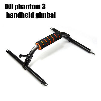 DJI Phantom 3 DIY modification accessories outdoor handheld camera PTZ
